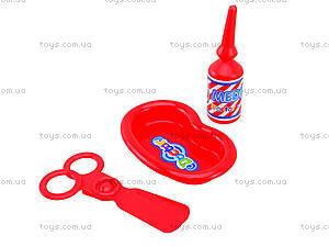 Детский набор доктора для детей, 8702B-2, игрушки