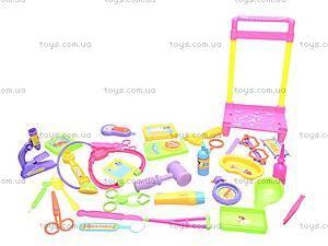 Набор доктора в рюкзаке, 137-49, магазин игрушек