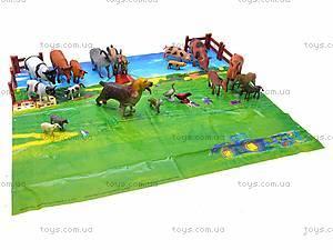 Набор домашних животных «Ферма», H638, фото