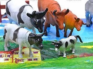 Набор домашних животных «Ферма», H638