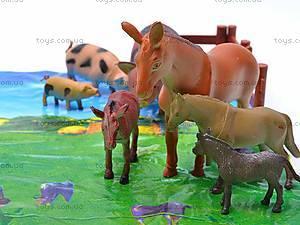 Набор домашних животных «Ферма», H638, отзывы