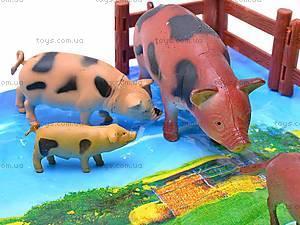 Набор домашних животных «Ферма», H638, цена