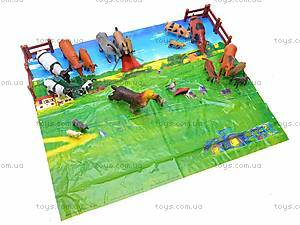 Набор домашних животных «Ферма», H638, игрушки