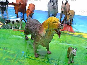 Набор домашних животных «Ферма», H638, детские игрушки