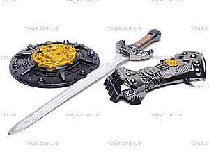 Набор доспехов с мечом и щитом, 2938