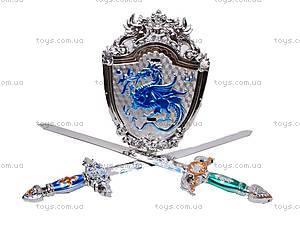 Набор доспехов со щитом и мечом, 2936, фото