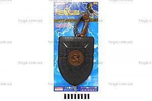 Набор доспехов со щитом и мечом, 872-4F