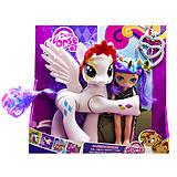 """Набор """"Dream Horse: лошадка и кукла-пони"""" белая, LFJ850, купити"""