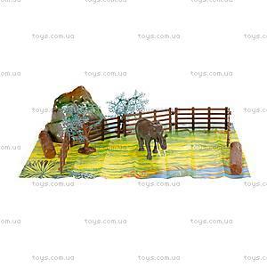 Игровой набор «Дикие животные» для детей, D33703, купить