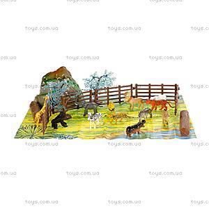 Игровой набор «Дикие животные» для детей, D33703, отзывы