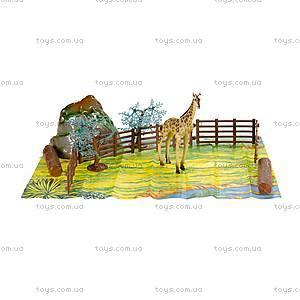 Игровой набор «Дикие животные» для детей, D33703, цена