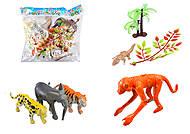 Набор «Дикие животные», B18-4(951588), купить
