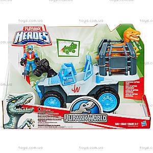 Игровой набор «Динозавр и транспортное средство», B0534