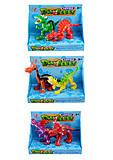"""Фигурки """"Динозавры"""" 2 штуки, разные виды, Q9899-142, фото"""
