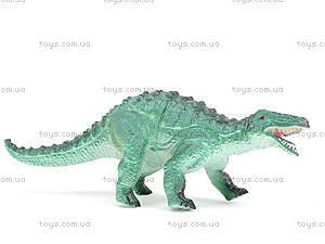 Игровой набор динозавров, 3 штуки, 3418, купить