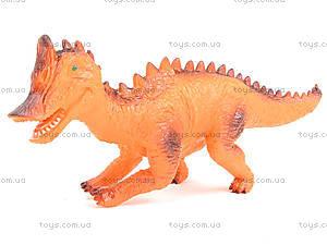 Игровой набор динозавров, 3 штуки, 3418, цена