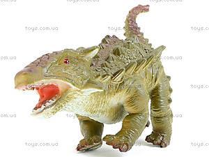 Игровой набор динозавров, 3 штуки, 3418, игрушки