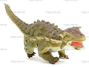 Игровой набор динозавров, 3 штуки, 3418, детские игрушки