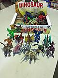 Набор динозавров детский, 239-3, фото