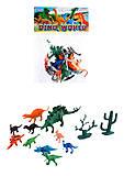 Набор динозавров «Dino World», 5 шт, F2865