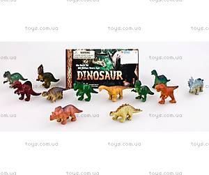 Набор динозавров «Доисторическое время», P2938-12