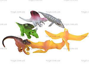 Набор динозавров «Тянучки», A130DB, детский