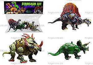 Набор динозавров «Доисторический мир», 5898-56