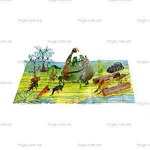 Игровой набор «Динозавры» для детей, D33704, фото