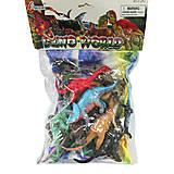 Набор динозавриков «Dino World», R142