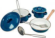 Набор эмалированной посуды из 8 предметов, 83395, отзывы
