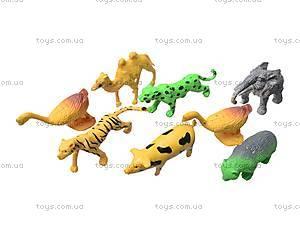 Набор фигурок «Дикие животные», 189, купить