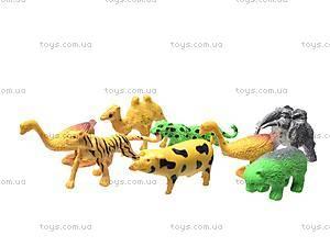 Набор фигурок «Дикие животные», 189, фото