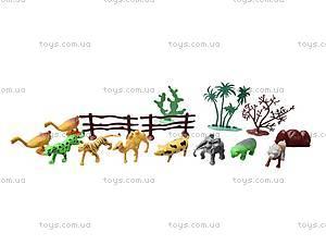 Набор фигурок «Дикие животные», 189, отзывы