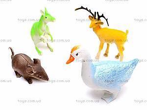 Набор фигурок диких животных, 0551-2, отзывы