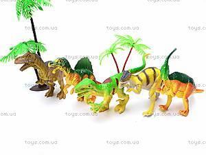 Набор фигурок динозавров, BF6986, фото