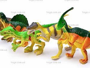 Набор фигурок динозавров, BF6986, отзывы