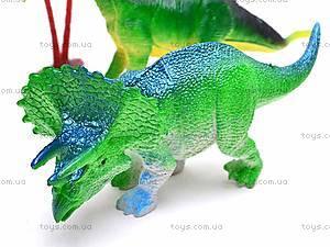 Набор фигурок динозавров, BF6986, цена