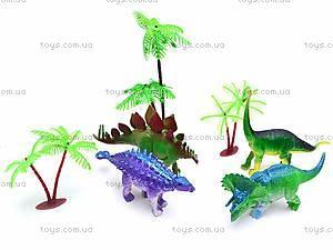 Набор фигурок динозавров, BF6986, магазин игрушек