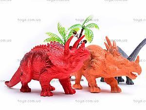 Набор фигурок «Динозавры», K182S, купить