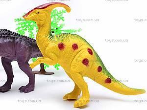 Набор фигурок «Динозавры», K182S, отзывы