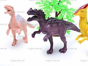 Набор фигурок «Динозавры», K182S, игрушки