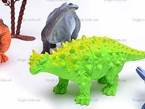 Набор фигурок «Динозавры», K182S, toys.com.ua