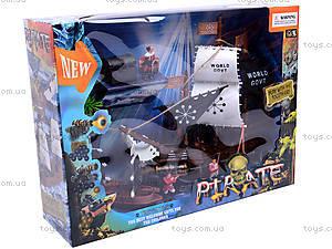 Набор фигурок «Пираты», 0801-02, купить