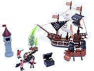 Набор фигурок «Пираты», 0801-02