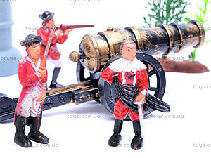 Набор фигурок «Пираты», 0801-02, фото