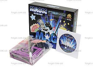 Набор фокусника, с диском, F2023222120, toys.com.ua