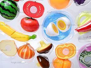 Набор фруктов и овощей «Нарезка», FB02-2, отзывы
