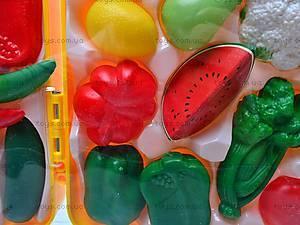 Набор фруктов и овощей в чемоданчике, 849-7, купить