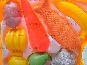 Набор фруктов и овощей в чемоданчике, 849-7, отзывы