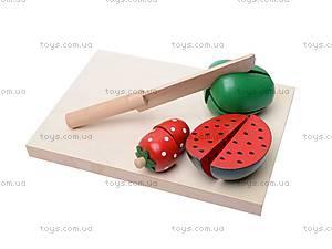 Набор «Фрукты и овощи», деревянный, 2012-59, фото